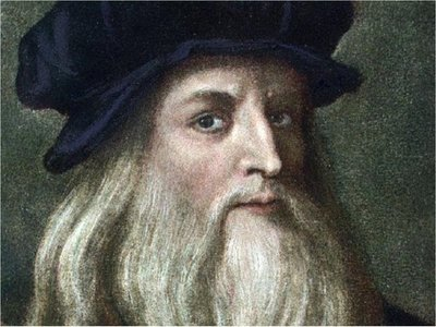 Destacan estudios anatómicos de Leonardo Da Vinci