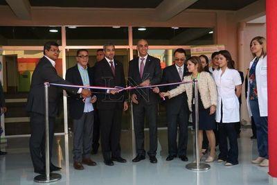 Hospital Acosta Ñu cuenta con centro para atender a niños con autismo