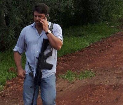 Fiscala justifica libertad de Gregorio Papo Morales