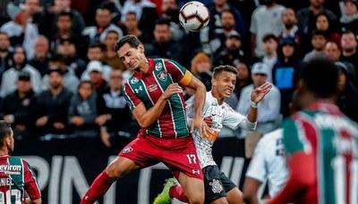 Sudamericana:En duelo de equipos brasileños, Fluminense y Corinthians definen último boleto a semifinales