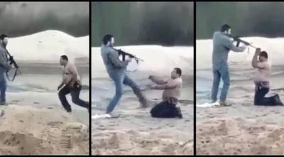 HOY / Tortura e intento de crimen: Papo Morales queda libre porque Fiscalía duda del video