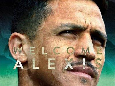 Alexis Sánchez, refuerzo del Inter