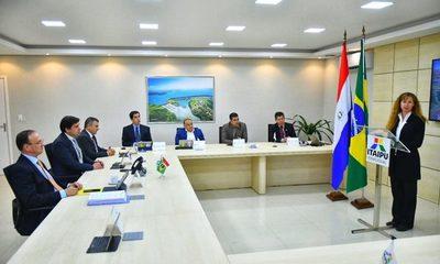 Asumen nuevos integrantes del Consejo de Administración de la Itaipú