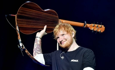HOY / Tras 15 años de carrera, Ed Sheeran se retira de la música