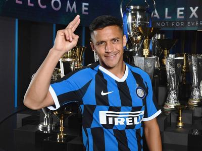 El Inter da el batacazo con la llegada de Alexis Sánchez