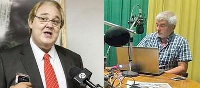 """Gobernador de Alto Paraná acusa a periodista de """"extorsionador y bandido"""""""