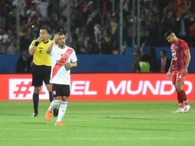 Fin del sueño: Cerro no puede ante River y se despide de la Libertadores