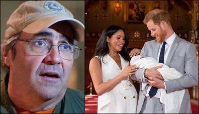 La BBC echa a periodista que le discriminó a Archie, el bebé de Meghan y Harry