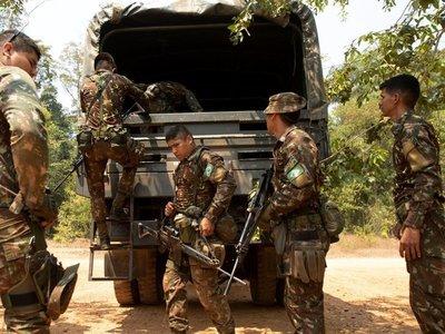 Policía identifica a tres sospechosos de causar incendios en la Amazonía
