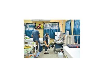 Hospital de Caacupé dializa a 62 renales