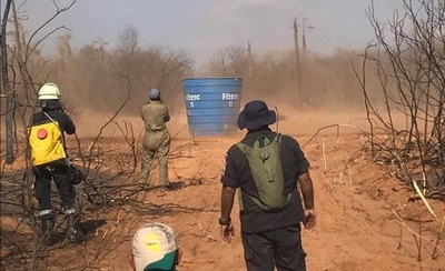 HOY / Suman 61.000 hectáreas afectadas por incendios en el Chaco