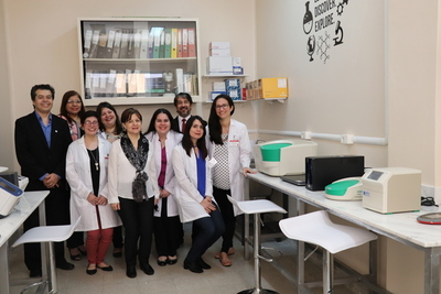 Inauguran el primer equipamiento PCR digital en gotas del Paraguay