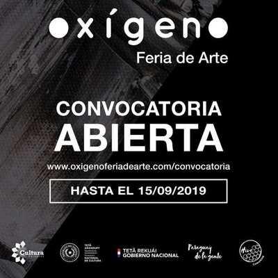 """Plataforma de arte """"Oxígeno"""" lanza convocatoria 2019"""