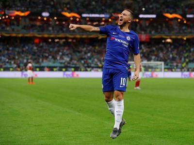 Eden Hazard, mejor jugador de la Europa League 2018-2019