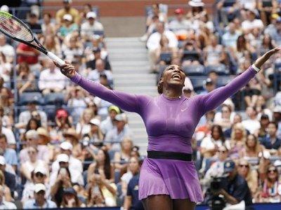 Serena Williams, a cuarta ronda tras un partido sin sorpresas