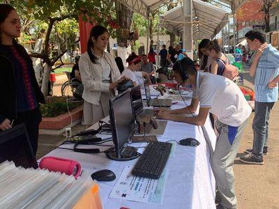 Masiva participación en fiesta creativa de Villarrica