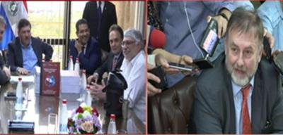 Ministro de Hacienda presenta presupuesto 2020 ante Congreso Nacional