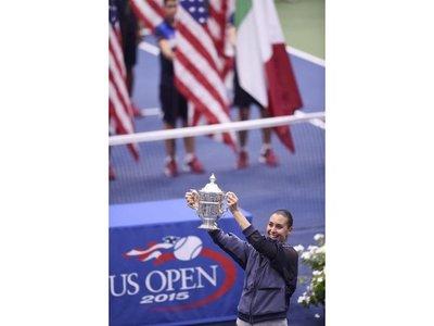 Pennetta gana el US Open y dice adiós en lo más alto