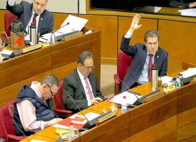 González afirma que Castiglioni debe ser destituido como senador