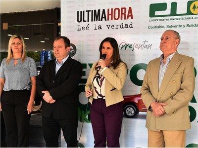 Con alta expectativa de venta, se inauguró  la Expo Rodados  CU