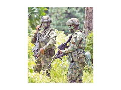 Gobierno de Colombia mata a 9 disidentes de las FARC