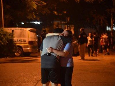 Más de 200 detenidos por enfrentamiento entre barras de Cerro y Olimpia en la SND