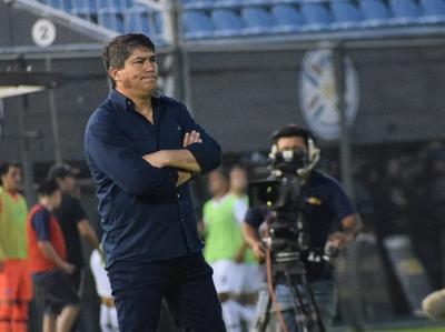 Roberto Torres dejó Luqueño