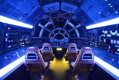 """Abre el parque Galaxy's Edge dedicado al mundo de  """"Star Wars"""""""
