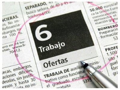 Advierten sobre miles de ofertas de empleo informal