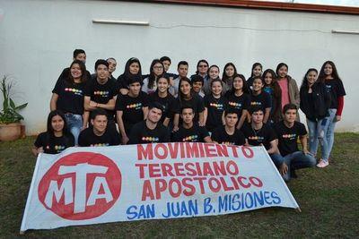 Organizan en Misiones segundo festival del Movimiento Teresiano Apostólico