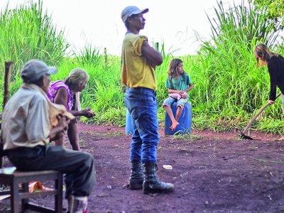 Amnistía pide a Marito reconocer deuda de Itaipú con los indígenas