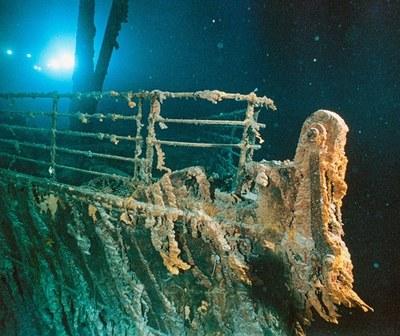Pasaron 34 años del descubrimiento de los restos del Titanic.