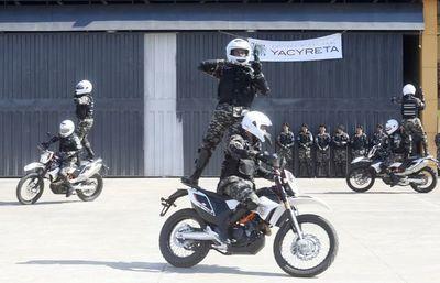 Casi G. 50.000 millones de Yacyretá fueron a  Policía Nacional en 6 años
