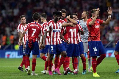 Remontada épica y liderato del Atlético