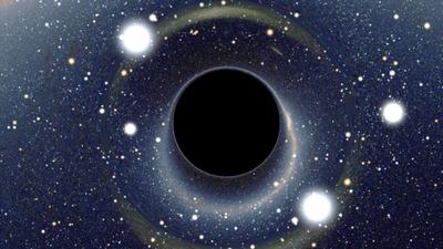 """Científicos comentan la posible detección de un agujero negro tan grande que """"no debería existir"""""""