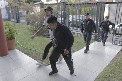 Caso hinchas: Piden prisión de los procesados