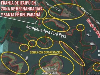 Stronismo derogó ley que protegía tierras de posesión de extranjeros