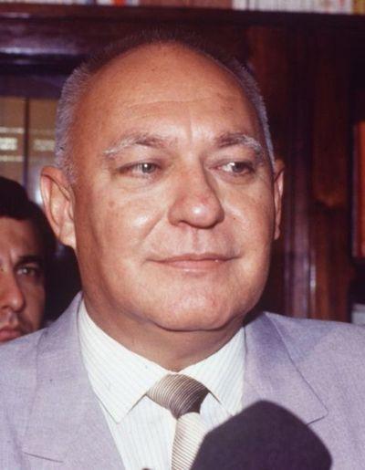 Falleció anoche exintendente José L. Alder