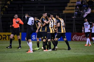Guaraní golea y suma su cuarta victoria al hilo