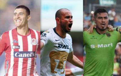 HOY / La armada guaraní se hace sentir en el fútbol mexicano