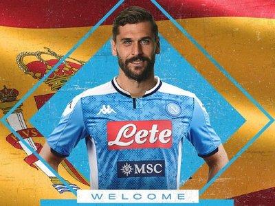 El Napoli ficha a Fernando Llorente