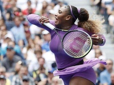 Serena supera lesión y llega a cuartos con Svitolina, Konta y Wang