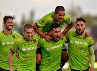 Lezcano derrota al Monterrey con un derechazo
