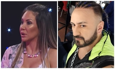 "Ruth Alcaraz aseguró que el Churero es un ""matón"""
