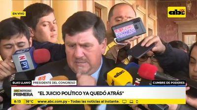 """Blas Llano: """"El PGN 2020 es una prioridad"""""""