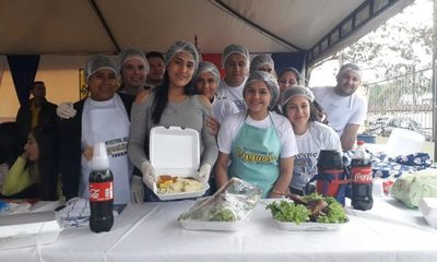"""650 gallinas caseras faenadas en primera edición del Festival del """"Ryguasú"""""""