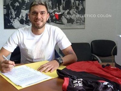 Ortega fue presentado en su nuevo club