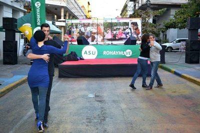 El Tango sonará fuerte esta semana en Asunción