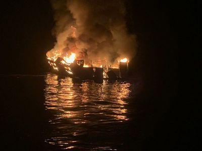 EEUU: 34 desaparecidos tras hundimiento de barco