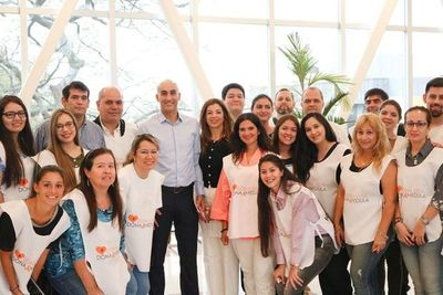 Paraguay llega a mil potenciales donantes